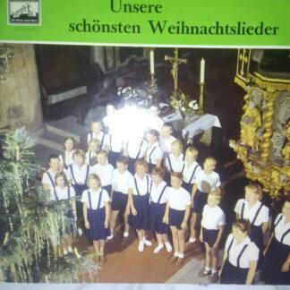 """Der Bielefelder Kinderchor - Unsere Schönsten Weihnachtslieder (10"""", Gat)"""