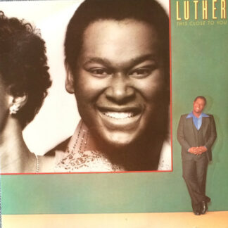 Luther - This Close To You (LP, Album, PRC)