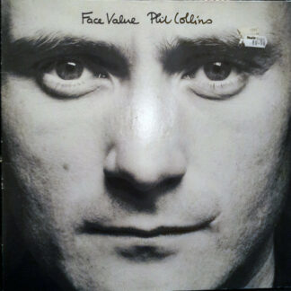 Phil Collins - Face Value (LP, Album, Gat)