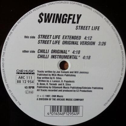 "Swingfly* - Street Life (12"")"