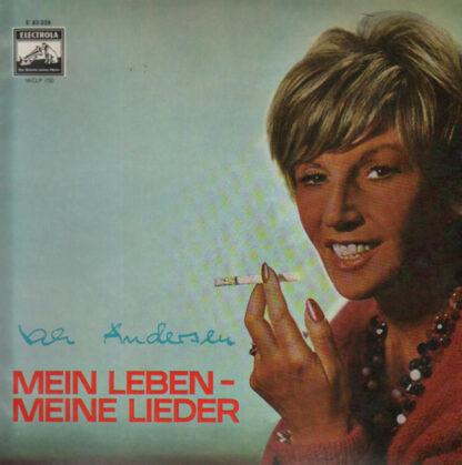 Lale Andersen - Mein Leben, Meine Lieder (LP, Comp, Mono)