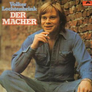 Volker Lechtenbrink - Der Macher (LP, Comp, Club)