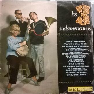 Los 3 Sudamericanos - Los 3 Sudamericanos (LP, Album)