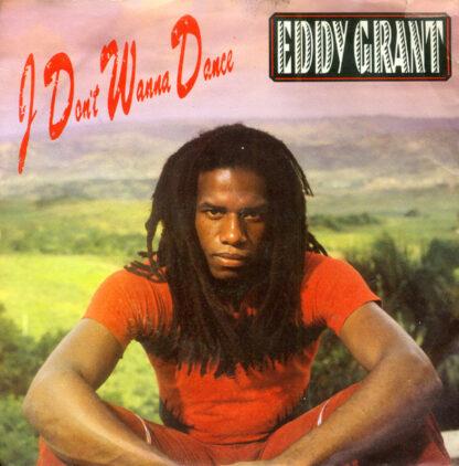 """Eddy Grant - I Don't Wanna Dance (7"""", Single)"""