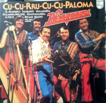 Luis Alberto del Parana y Los Paraguayos - Cu-Cu-Rru-Cu-Cu Paloma (2xLP, Comp)