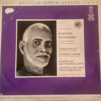 "Ramana Maharshi - Originalaufnahmen aus Tiruvannamalai (10"", MiniAlbum)"