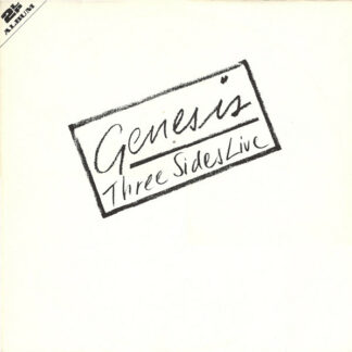 Genesis - Three Sides Live (2xLP, Album, Gat)