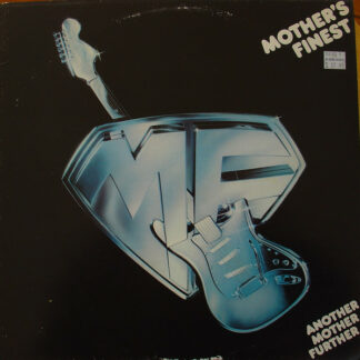Mother's Finest - Another Mother Further (LP, Album, RP)