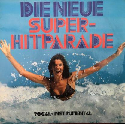 Various - Die Neue Super-Hitparade (2xLP, Comp)
