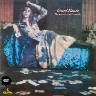 David Bowie - The Man Who Sold The World (LP, Album, RE, RM, 180)