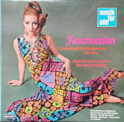 Jürgen Hermann Und Sein Tanz-Streichorchester - Fascination (14 Unvergängliche Melodien Bitten Zum Tanz) (LP)