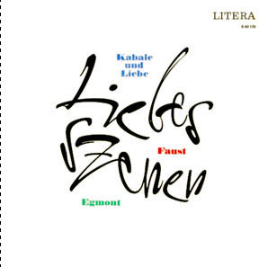 Various - Liebesszenen (LP, Mono)