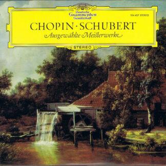 Chopin* • Schubert* / Tamás Vásáry, Amadeus-Quartett, Trio Di Trieste, Jörg Demus - Ausgewählte Meisterwerke (LP, RP)