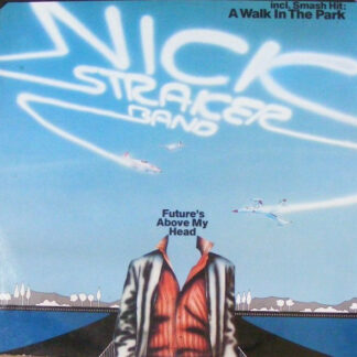 Nick Straker Band - Future's Above My Head (LP, Album)