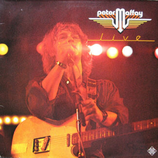 Peter Maffay - Live (LP, Album, Rai)