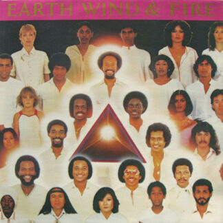 Earth, Wind & Fire - Faces (2xLP, Album, Gat)