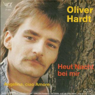 Oliver Hardt (3) - Heut' Nacht Bei Mir (7