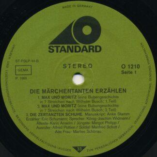 Unknown Artist - Die Märchentanten Erzählen (LP)