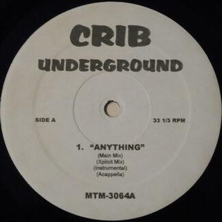 "Various - Crib Underground (12"", EP)"