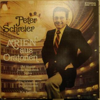 Peter Schreier - Arien Aus Oratorien (LP, Comp)