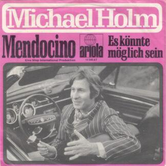 """Michael Holm - Mendocino (7"""", Single)"""