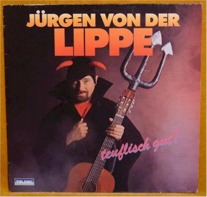 Jürgen von der Lippe - Teuflisch Gut! (LP, Album, Club)
