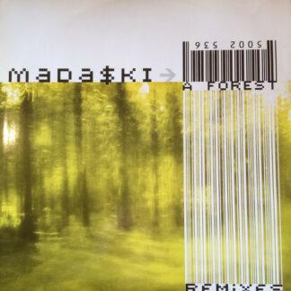 "Madaski - A Forest (12"", Maxi)"