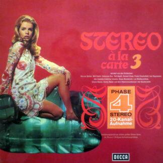 Various - Stereo À La Carte 3 (LP, Comp)