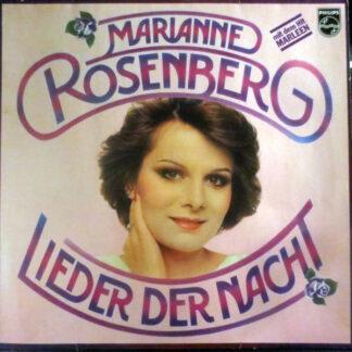 Marianne Rosenberg - Lieder Der Nacht (LP, Album)