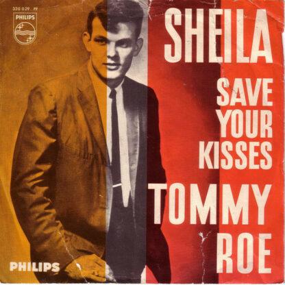 "Tommy Roe - Sheila (7"", Single, Mono)"