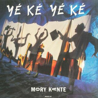 """Mory Kante* - Yé Ké Yé Ké (12"""", Maxi)"""