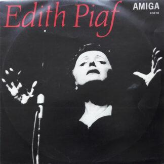 Edith Piaf - Edith Piaf (LP, Comp, Mono)