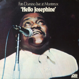 Fats Domino - 'Hello Josephine' Live At Montreux (LP, Album)