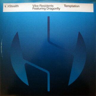 "Vibe Residents Feat. Dragonfly (2) - Temptation (12"")"