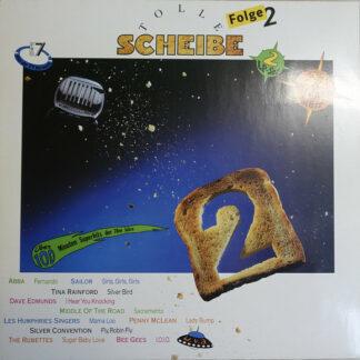 Various - Tolle Scheibe - Folge 2 (2xLP, Comp)