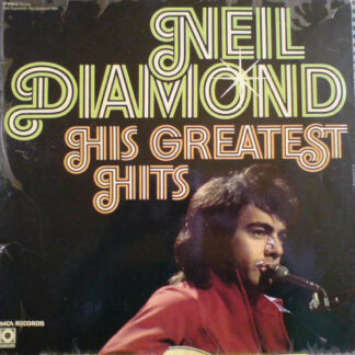 Neil Diamond - His Greatest Hits (LP, Comp, Club)