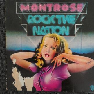 Montrose (2) - Rock the Nation (LP, Album, Z P)