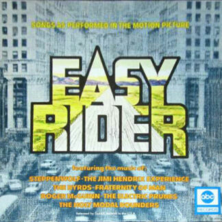 Various - Easy Rider (Music From The Motion Picture) (LP, Comp, RE)