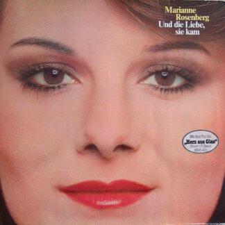 Marianne Rosenberg - Und Die Liebe, Sie Kam (LP, Album)