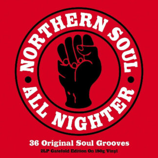 Various - Northern Soul All Nighter (2xLP, Comp)