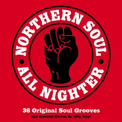 Various - Northern Soul All Nighter (2xLP, Comp, Gat)