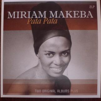 Miriam Makeba - Pata Pata - Two Original Albums Plus (2xLP, Comp, RM, Gat)
