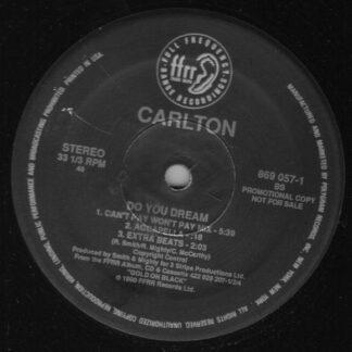"Carlton - Do You Dream (12"", Promo)"