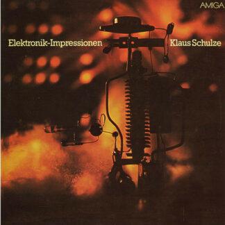 Klaus Schulze - Elektronik-Impressionen (LP, Album)