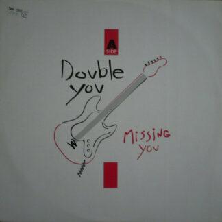 """Double You - Missing You (12"""")"""