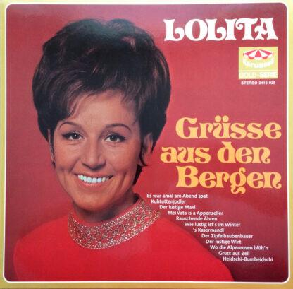 Lolita (3) - Grüsse Aus Den Bergen (LP)