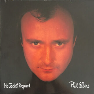 Phil Collins - No Jacket Required (LP, Album)