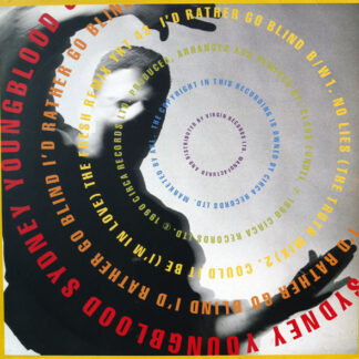 "Sydney Youngblood - I'd Rather Go Blind (12"", Single)"