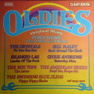 Various - Oldies (3xLP, Album, Comp, Box)