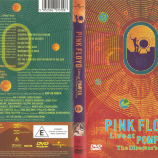 Pink Floyd - Live At Pompeii (The Director's Cut) (DVD-V, Copy Prot.)